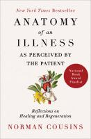 Anatomy of an illness as perceived by the patient :...